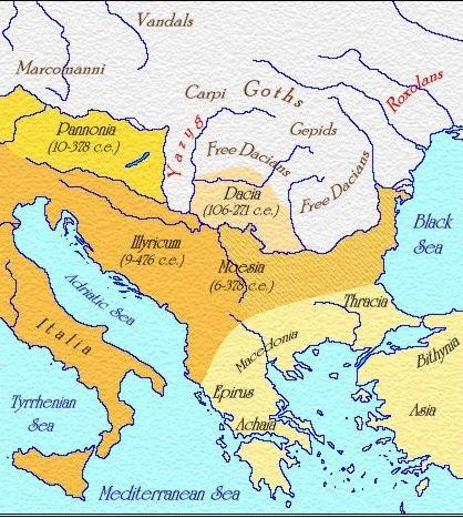 ПРЕСЕЛБА   НА   СЛОВЕНИТЕ -   НЕВОЗМОЖЕН   ПОДФАТ Sloveni-mapa