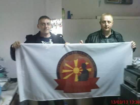 Панихида на загинатите бранители од конфликтот во 2001 г