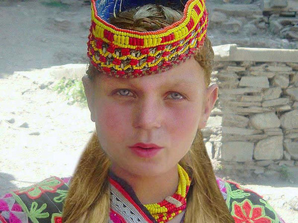 Калашите  потомците на Александар Македонски  Пакистан ги призна како посебна верска и етничка група