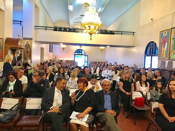 Македонскиот просветно училишен одбор за НЈВ ја одржа Свечената Академија за Браќата Свети Кирил и Методи во Сиднеј