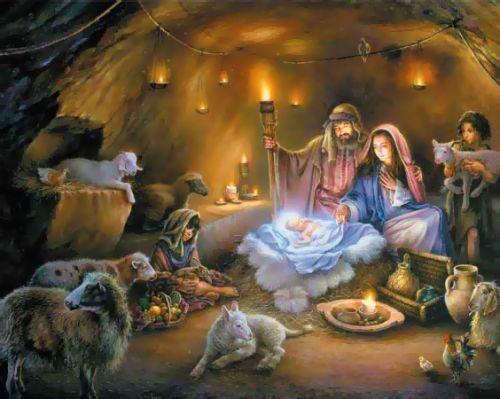 Христовото раѓање - Божиќ