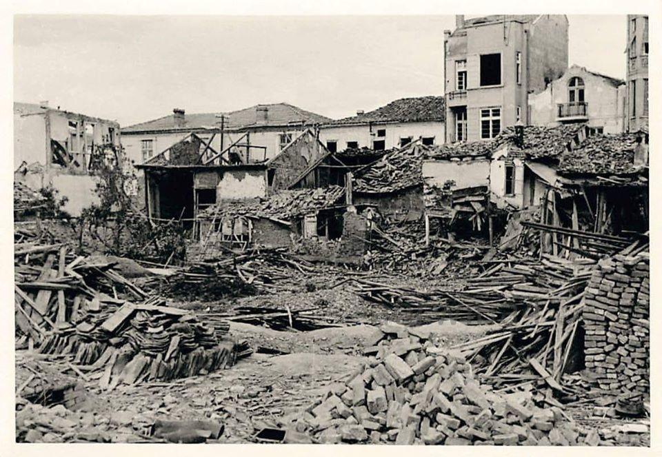 2.3.4.последици врз Скопје од авионското бомбардиранје од страна на сојузниците 2